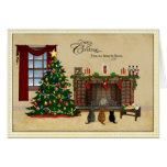 Tiny Treasures  Christmas Card