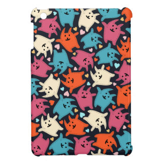 Tiny Tumbling Love Kittens iPad Mini Case