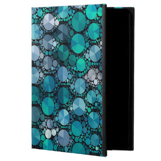 Tiny Turquoise Bling Pattern Powis iPad Air 2 Case