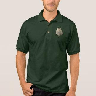 Tiny Turtle Polo Shirt