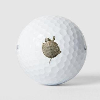 Tiny Turtle (Tortoise) Golf Balls