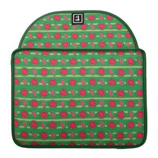tiny watermelon laptopcase sleeves for MacBook pro