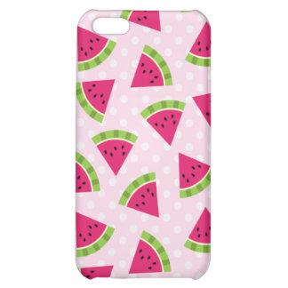 Tiny Watermelon Slices iPhone 5C Cases