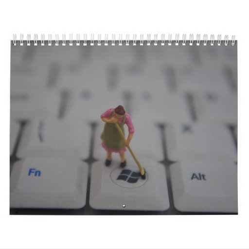 Tiny World Calendars