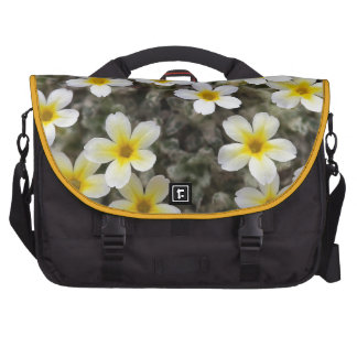 Tiny Yellow Flowers Commuter Bag