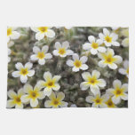 Tiny Yellow Flowers Kitchen Towel