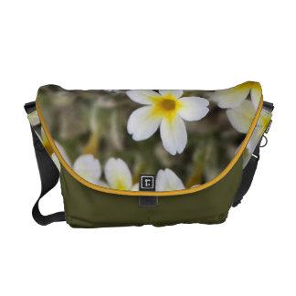 Tiny Yellow Flowers Messenger Bag