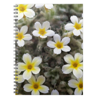 Tiny Yellow Flowers Note Book