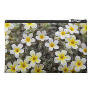 Tiny Yellow Flowers Travel Accessories Bag
