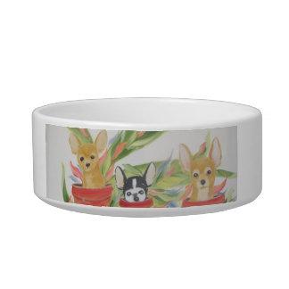TinyTot Pet Dish Pet Food Bowls