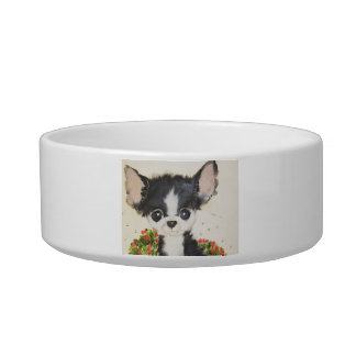 TinyTot Pet Dish Pet Bowls