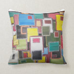 TinyTotPatches Throw Pillow