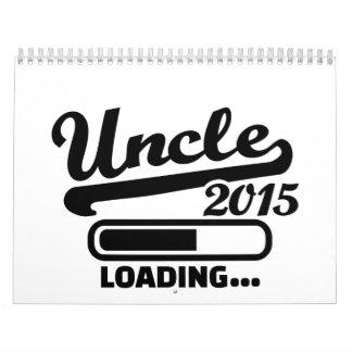 Tío 2015 calendario