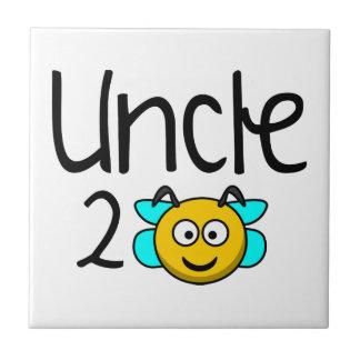 Tío 2 abeja azulejos