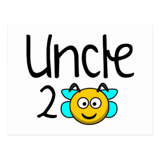 Tío 2 abeja postales