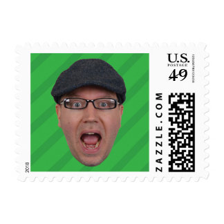 Tío Bruce Stamps Sellos