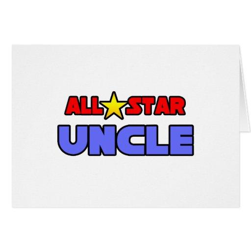 Tío de All Star Tarjeton