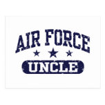 Tío de la fuerza aérea postal