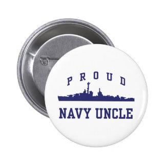 Tío de la marina de guerra pins