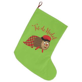 Tio De Nadal Christmas Stocking