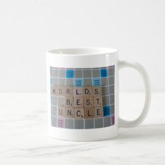 Tío dos taza de café