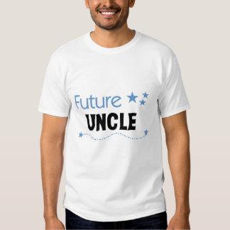 Tío futuro T-shirts y regalos Poleras