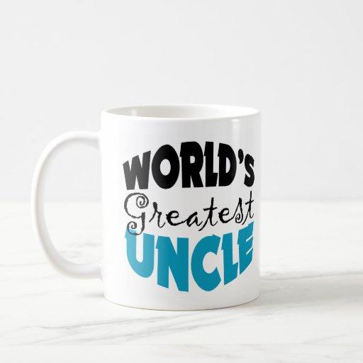 Tío Gift Tazas De Café