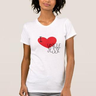 Tío I <3 Jesse… para siempre Camisetas