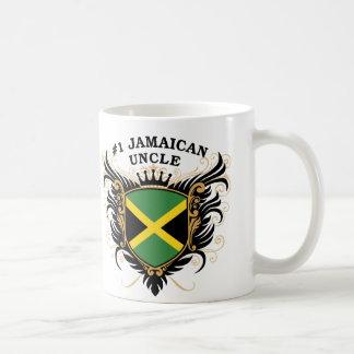 Tío jamaicano del número uno taza
