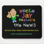 Tío Jay Explains - Mousepad