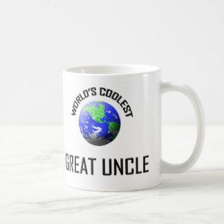 Tío más fresco del mundo el gran taza clásica