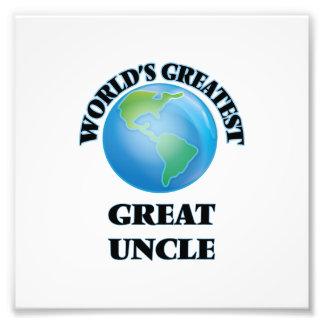 Tío más grande del mundo el gran cojinete