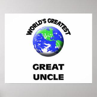 Tío más grande del mundo el gran poster