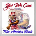 Tío Obama, podemos retirar sí América Impresiones