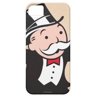 Tío rico Pennybags 1 iPhone 5 Case-Mate Carcasa
