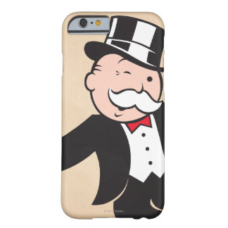 Tío rico Pennybags 3 Funda Barely There iPhone 6
