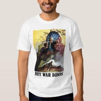 Tío Sam -- Compre enlaces de guerra Polera