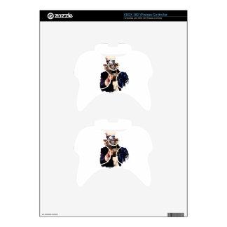 ¡Tío Sam - con la careta antigás!  ¡Apocalipsis de Mando Xbox 360 Calcomanía