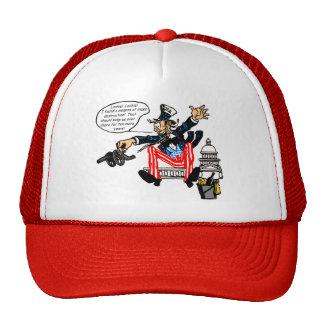 Tío Sam, diez más gorras de béisbol de los años