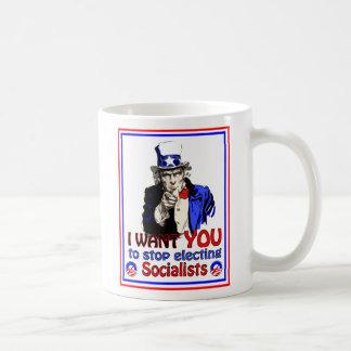 Tío Sam - le quiero Taza De Café