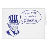 Tío Sam - Obama Felicitacion