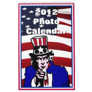 Tío Sam Calendarios