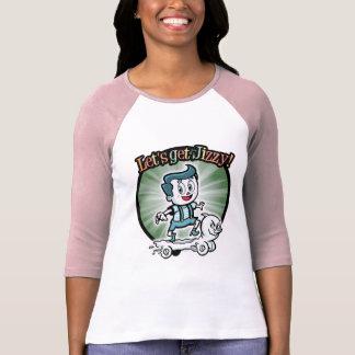 Tío Spunk Nugget Skateboard Camisetas