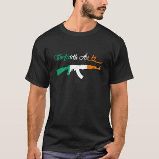 Tiocfaidh Ar La Ireland Flag Mens TShirt