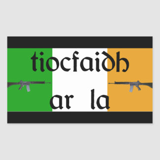 Tiocfaidh Ar La stickers