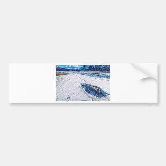 Tioga Lake Bumper Sticker