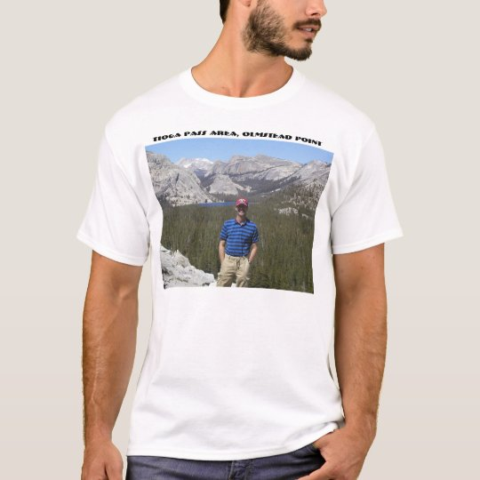 Tioga Pass area. Mt Whitney T-Shirt