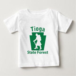 Tioga SF Hike (female) - Infant T-shirt