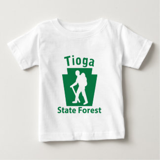 Tioga SF Hike (male) - Infant T-shirt