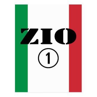 Tíos italianos: Uno de Zio Numero Postal